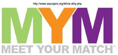 meet your match logo by aspca