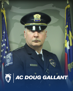 Assistant Chief Doug Gallant