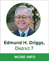 Edmund H. Driggs district 7 bio page