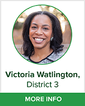 Victoria Watlington​ district 3 bio page
