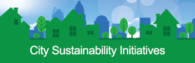 City Sustainability Initiatives