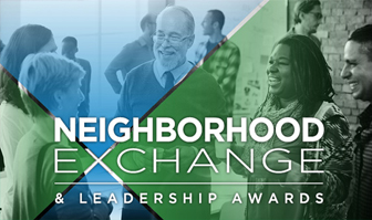 Neighborhood Exhange & Leadership Awards Graphic