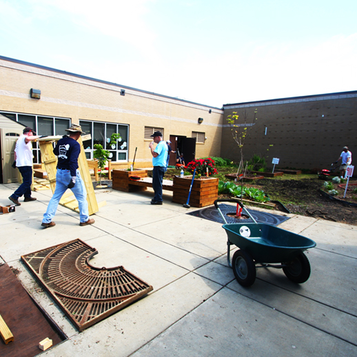 Project by Keep Charlotte Beautiful