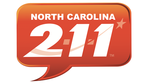 211 Logo that links to supportive services.
