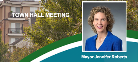 Jennifer Roberts Town Hall
