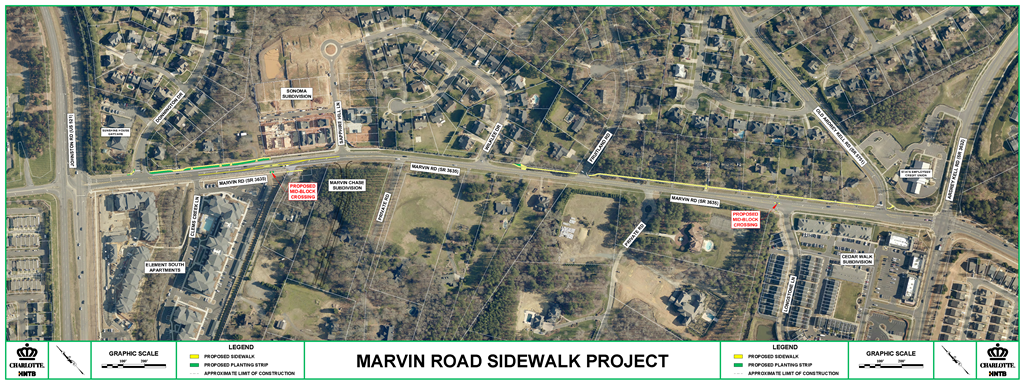 Marvin Road recommended improvements