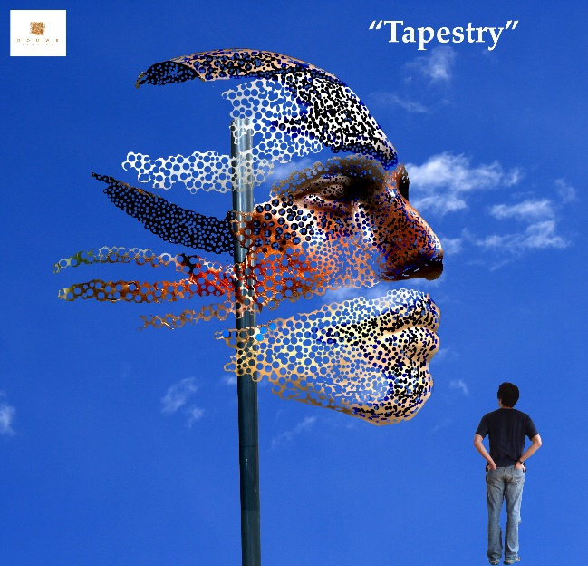 """Tapestry"" by Douwe Blumberg"