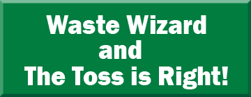 Waste Wizard and Game