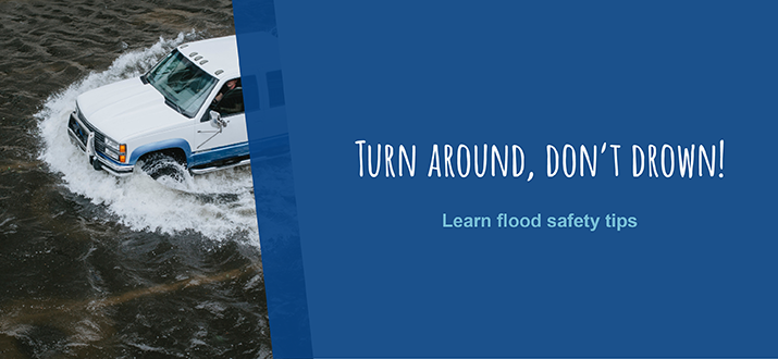 Turn Around, Don't Drown!