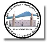 2002-Charlotte Arequipa Coin