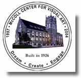 2004-McColl Center For Visual Arts Coin