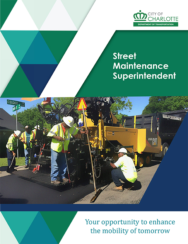 Street Maintenance Superintendent PDF