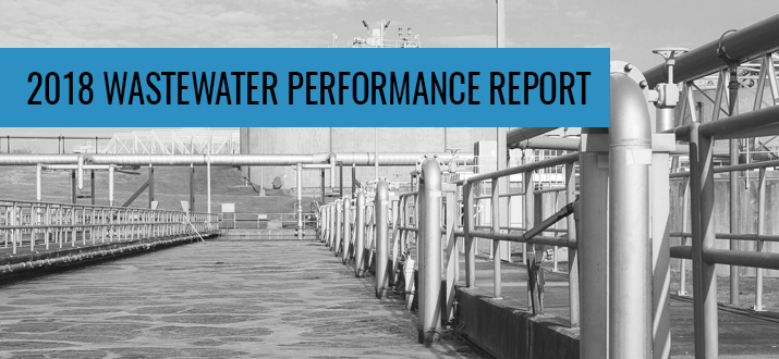2018 Charlotte Water Wastewater Performance Report - An annual summary of Charlotte Water's wastewater system performance during the past year.