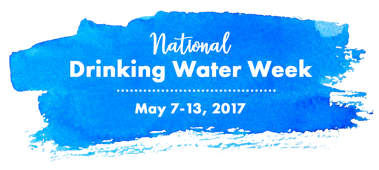 National Drinking Water Month