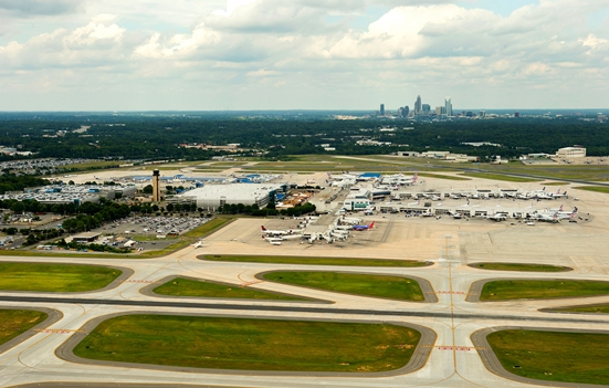 Charlotte-Douglas_International-Airport-Airfield