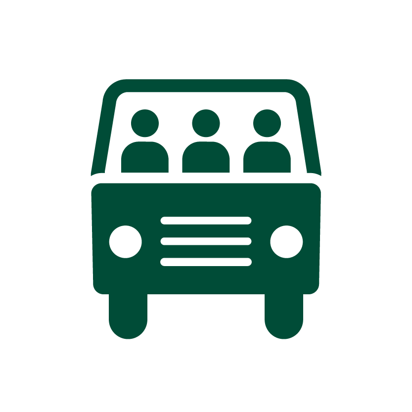 Vanpool Icon