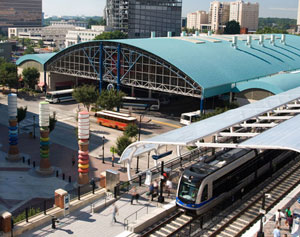 Picture of Charlotte Transportation Center
