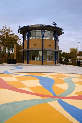 Picture of Eastland Mall Community Transit Center