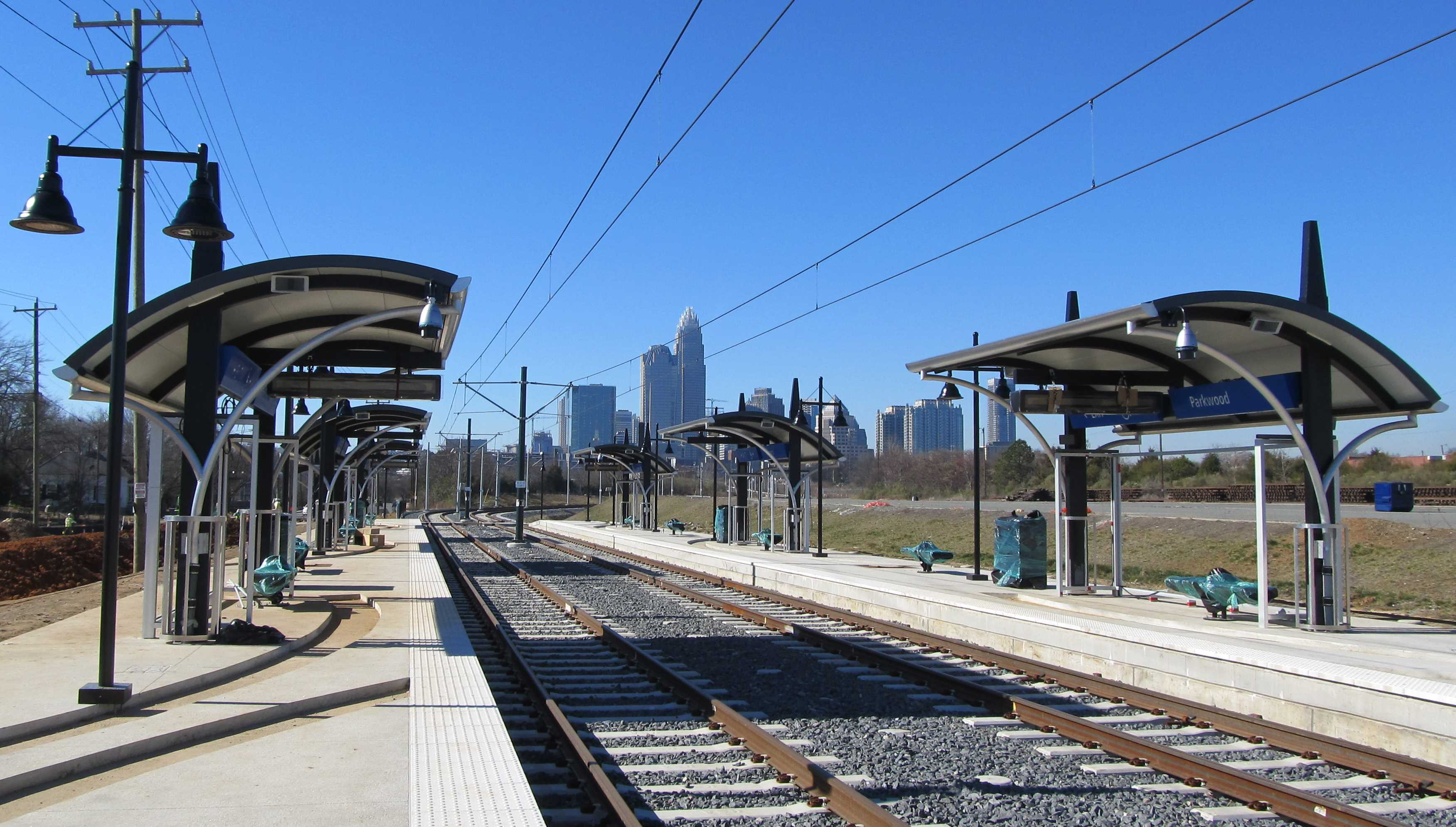 The BLE will help move the Charlotte region forward