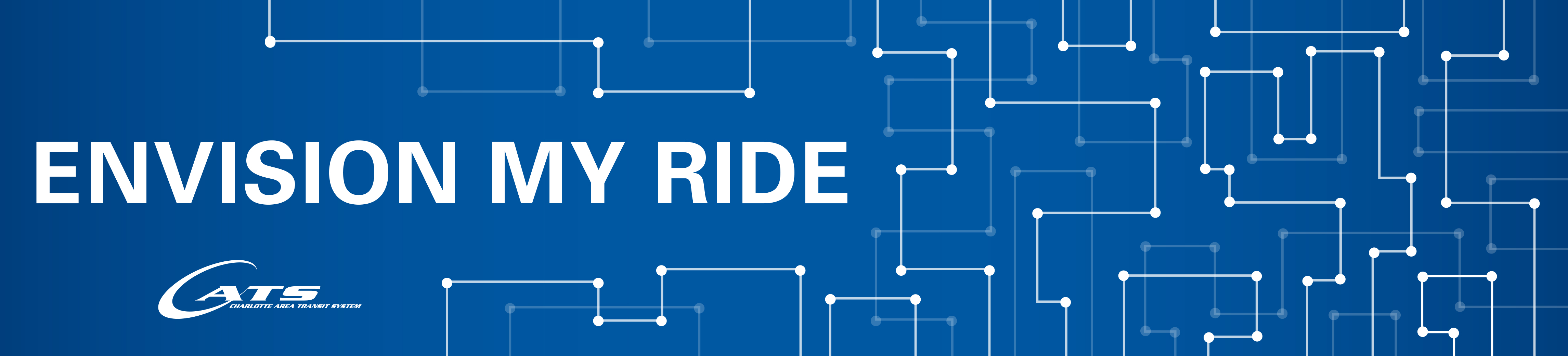 Envision My Ride Page banner