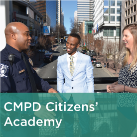 CMPD Citizens Academy
