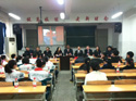 Mayor Foxx and delegates visit elementary students in Langfang