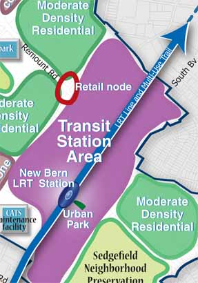 New Bern Transit Station Area Plan