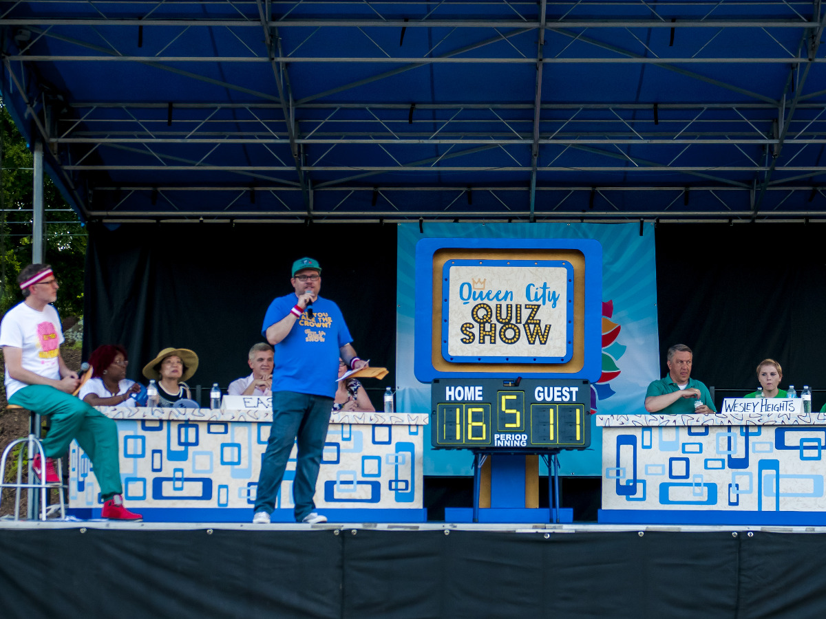 Queen City Quiz Show