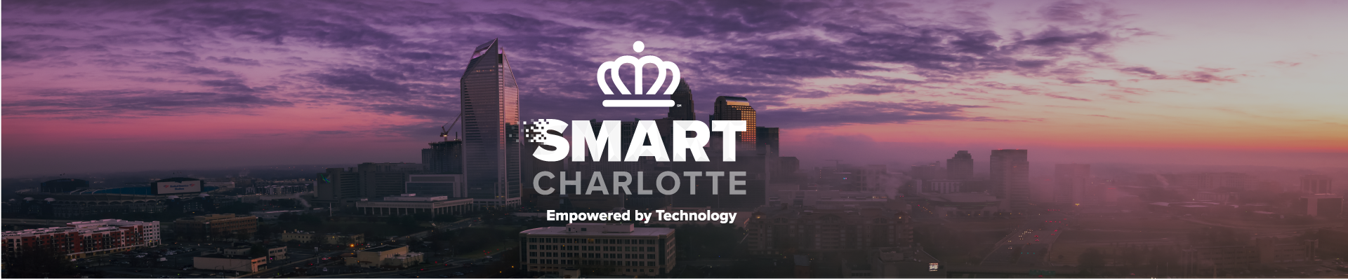 Smart Charlotte Empowered by Technology